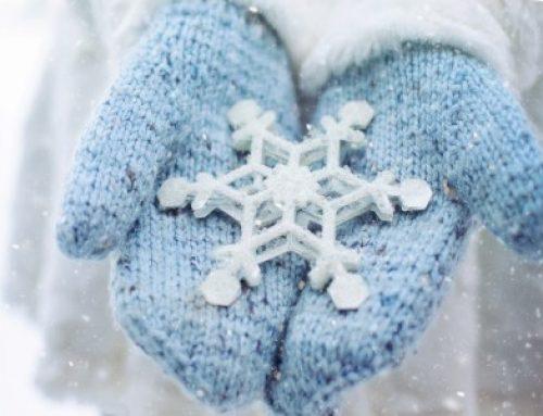 Размерная сетка детских варежек и перчаток
