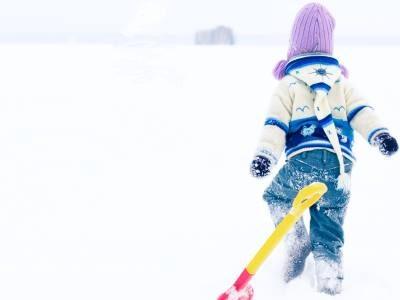 Выбор зимней детской обуви