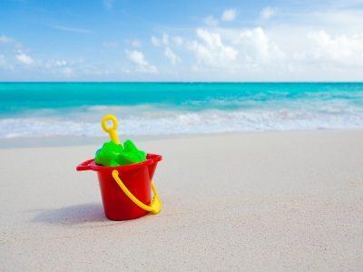 Что взять на море с ребенком